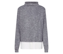 Pullover 'belina' graumeliert