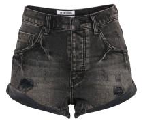 Shorts 'bandits' grey denim