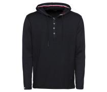Langarmshirt 'toni' schwarz