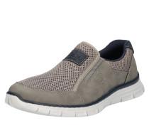 Slip-On Sneaker grau