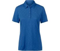 Poloshirt 'Capri1' blaumeliert