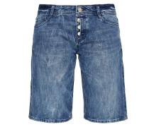 Bermuda Jeans blau