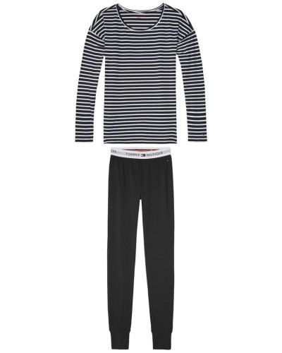 Schlafanzug »Cotton set ls iconic fashion«