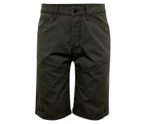Shorts '5621 3D 1/2' dunkelgrau