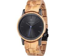 Uhr 'Walter Olivewood Watwwal9979'