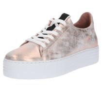 Sneaker 'valley' rosegold