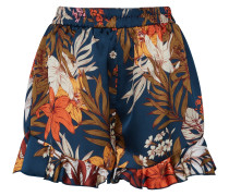Short 'Tropical Print Elasticated Runner Shorts'