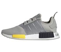 Sneaker schwarz / limone / grau