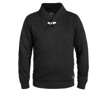 Sweatshirt 'Aleko' schwarz