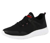 Sneaker mit Schockabsorption schwarz