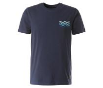 T-Shirt 'Sanabo' navy