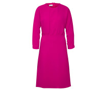 Kleid 'e009S' pink / rot