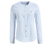 Bluse 'matilda' hellblau / weiß