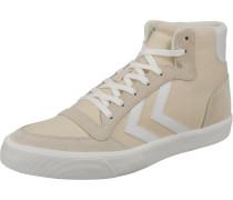 Sneakers 'Stadil' camel / weiß