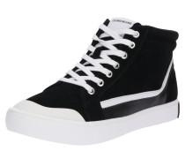 Sneaker 'dione' schwarz / weiß