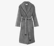 Bademantel 'robe' grau