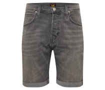 Jeansshorts grey denim