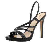 Sandalette 'Eva' schwarz