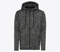 Sweatshirt 'Rey' dunkelgrau