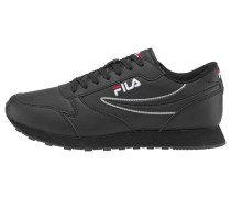Sneaker 'Orbit Low M' rot / schwarz / weiß