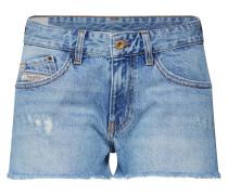 Shorts 'de-Rifty' blue denim