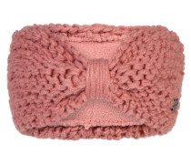 Stirnband 'Ginger' pink / rot