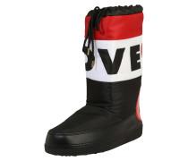 Stiefel 'ski Boot' schwarz