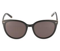 Sonnenbrille 'Manhatten' schwarz