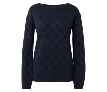 Pullover dunkelblau / schwarz
