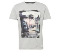 T-Shirt 'sg-078Ee2K023' grau / mischfarben