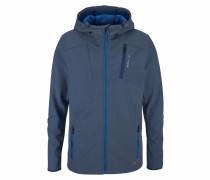 Softshelljacke 'OM Coast Softshell' blau