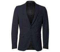 Slim-Fit-Blazer navy