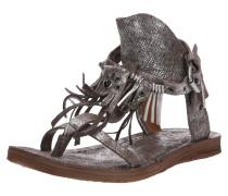 Sandale 'ramos' silber