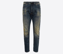 Jeans 'narrot Cb-Ne Sweat jeans' blue denim