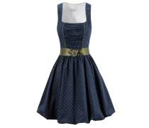 Trachtenkleid blau