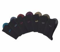 Socken (7 Paar) schwarz