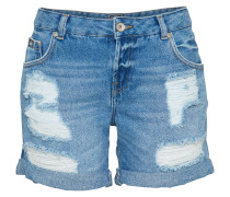 Shorts 'steph Boyfriend' blue denim