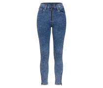 Jeans 'moto MH Ankle T3' blue denim