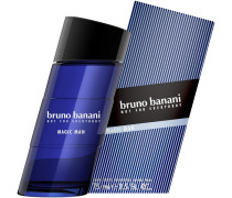 'Magic Man' Eau de Toilette blau