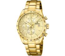 Uhr 'f20266/1' gold