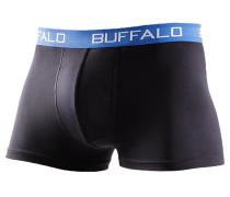 Boxer (4 Stück) unifarbene Retro Pants