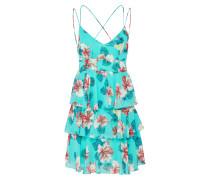 Sommerkleid 'cami' aqua / mischfarben