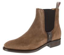 Chelsea Boots 'Fay ' braun / dunkelbraun