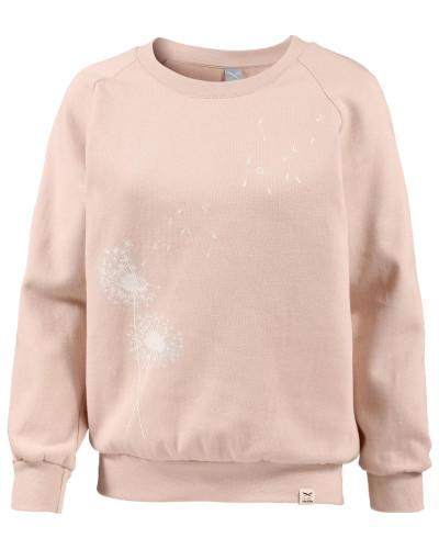 'Pusteblume Sweat' Sweatshirt rosé