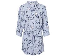 Kimono Print blau