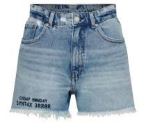 'Donna' Denim Shorts blue denim