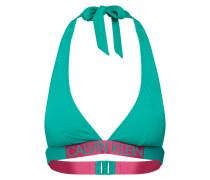 Bikinitop grün / pink