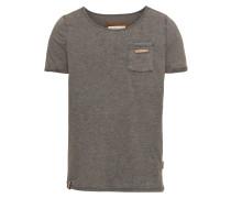 T-Shirt 'Fashionopfa' greige