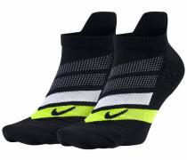 Sneakersocken schwarz