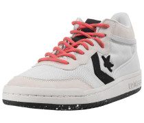 Sneaker hellgrau / schwarz